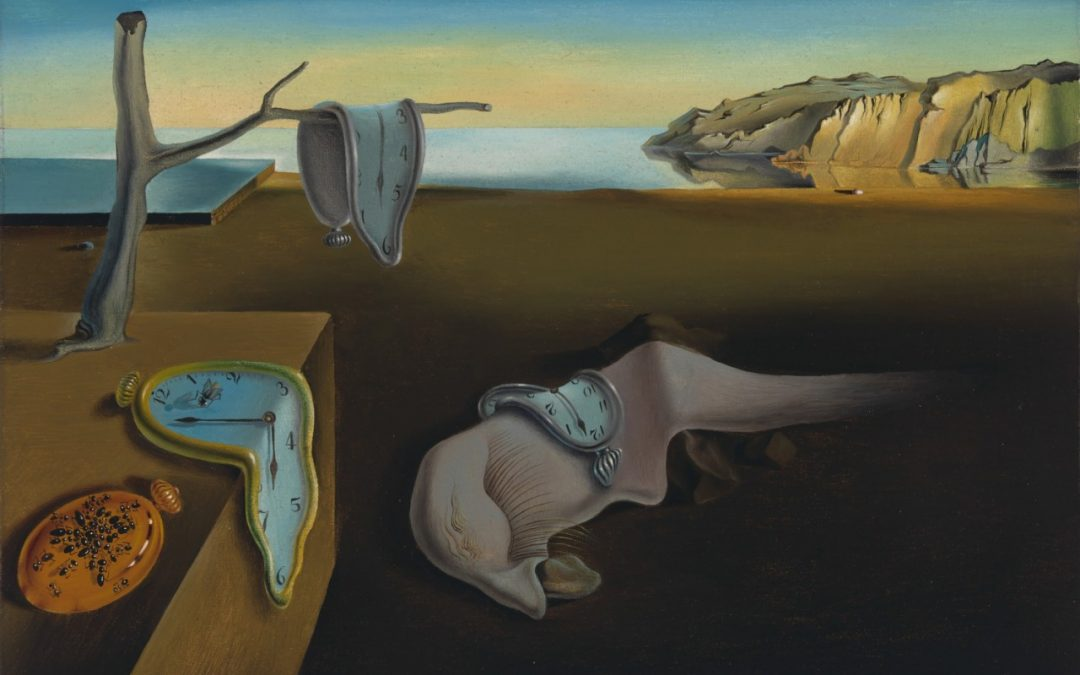 Salvador Dali – The Persistance of Memory